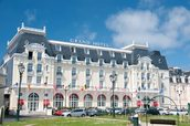 Grand Hotel in Cabourg